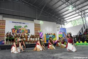 Educators' Day at Kestebeng Festival