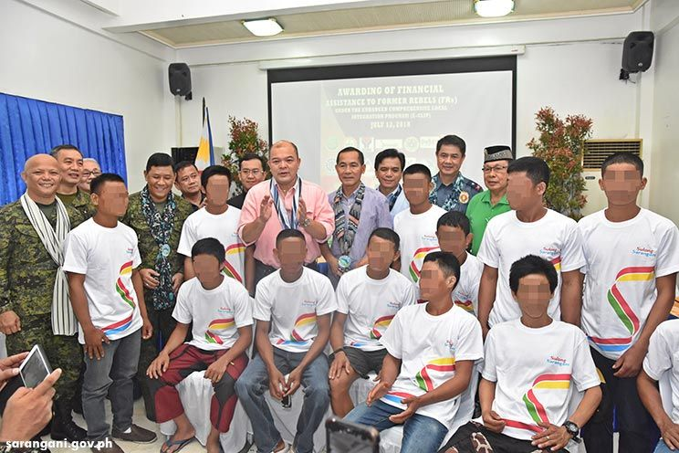 Sarangani leads in E-CLIP implementation