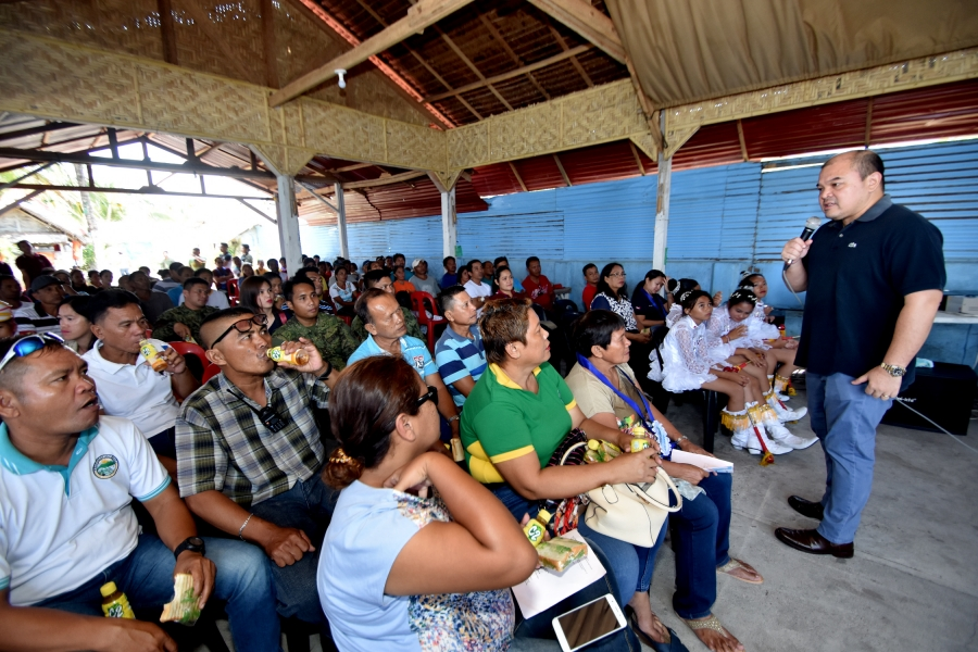 Farmers, fisherfolk assns aided by OPAPP, PAMANA