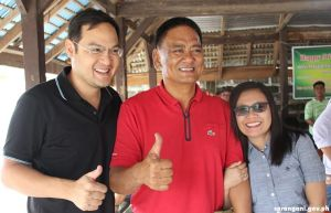 "LMP, Sarangani leaders wish ""Yol"" all the best on 56th birthday"