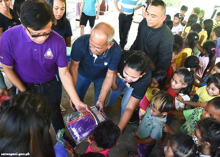 Outreach program for pupils