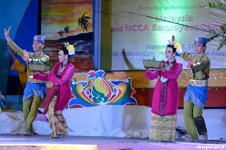BIMP-EAGA artists perform in Sarangani