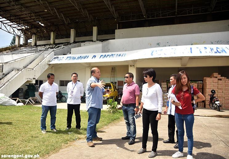 P200M regional sports complex to rise in Alabel
