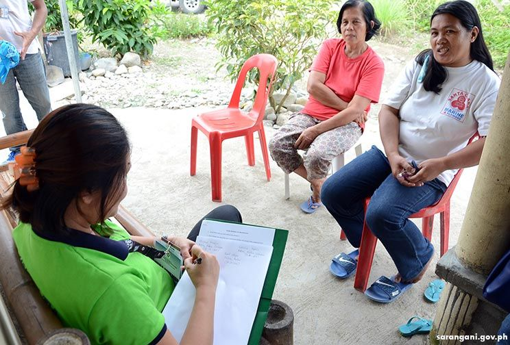 Project beneficiaries evaluated