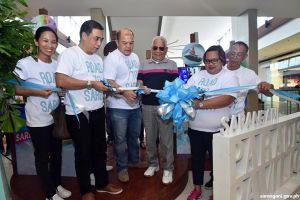 Sarbay pavilion opens at Veranza Mall