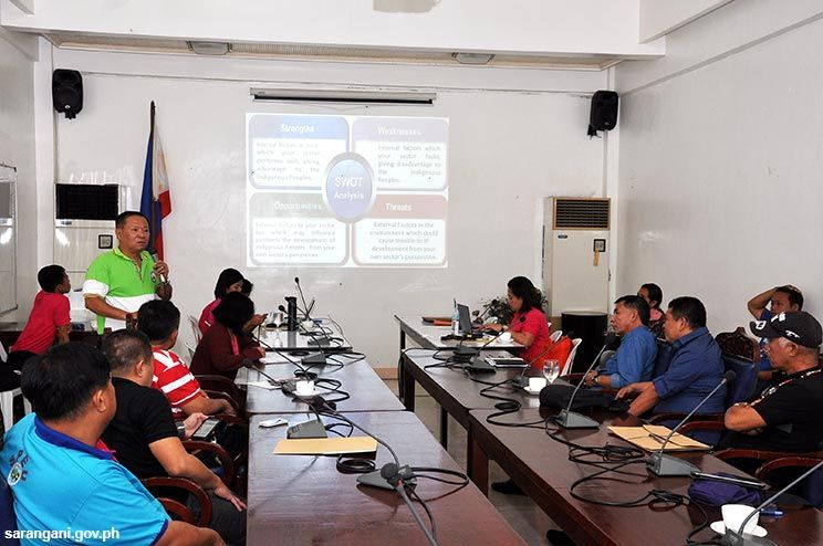 Sarangani's IP Code first in Philippines