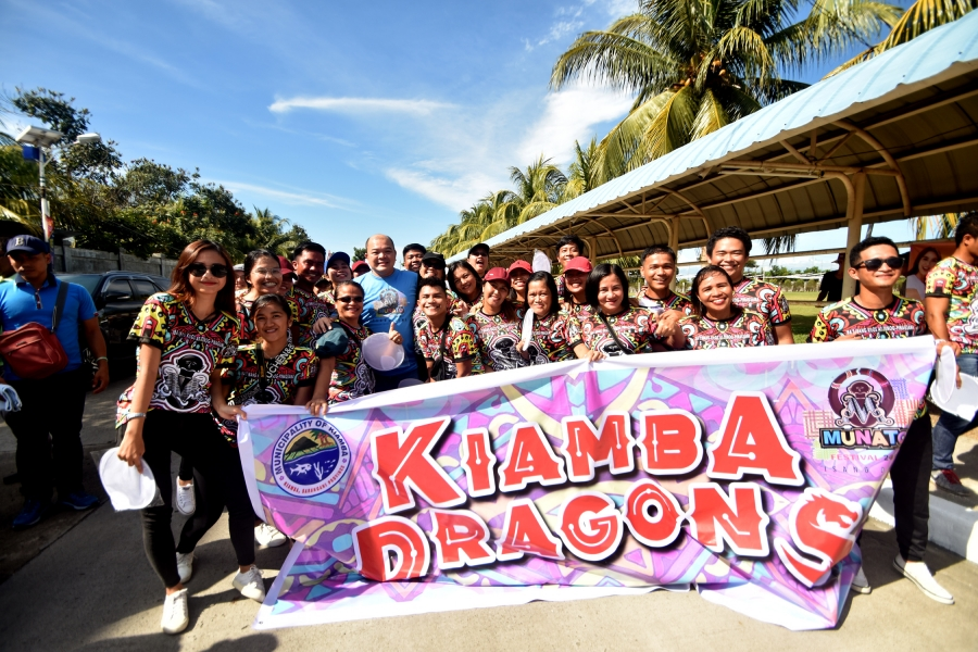 Dragons bring luck to Munato Festival