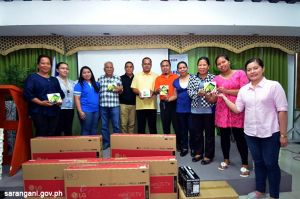 Ayala Foundation donates Text2Teach packages