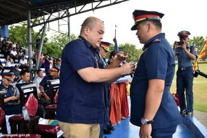 Police personnel awarded