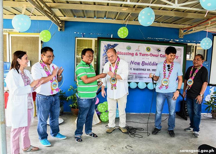 DOH upgrades Martinez hospital
