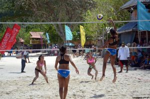 Tagum is Sarbay volleyball champ