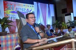 Sarangani values IP populace