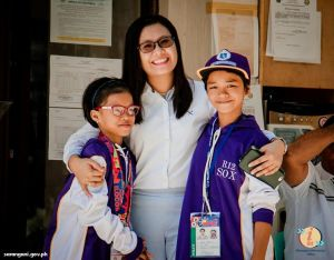 SPED child brings home bronze from Palaro