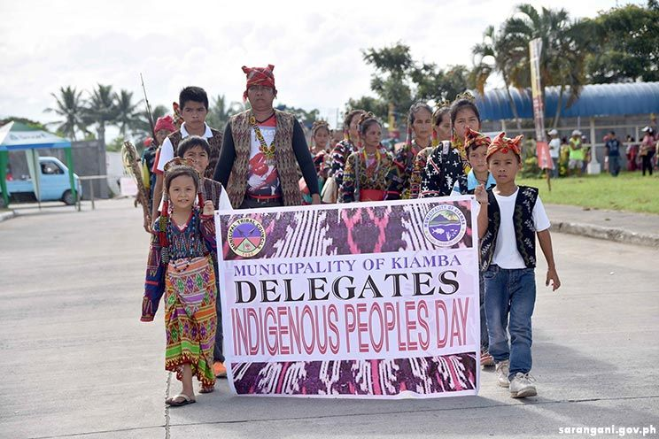 Indigenous Peoples Day celebrated