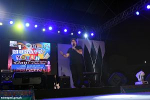 Aiza Seguerra backs Sarangani youth