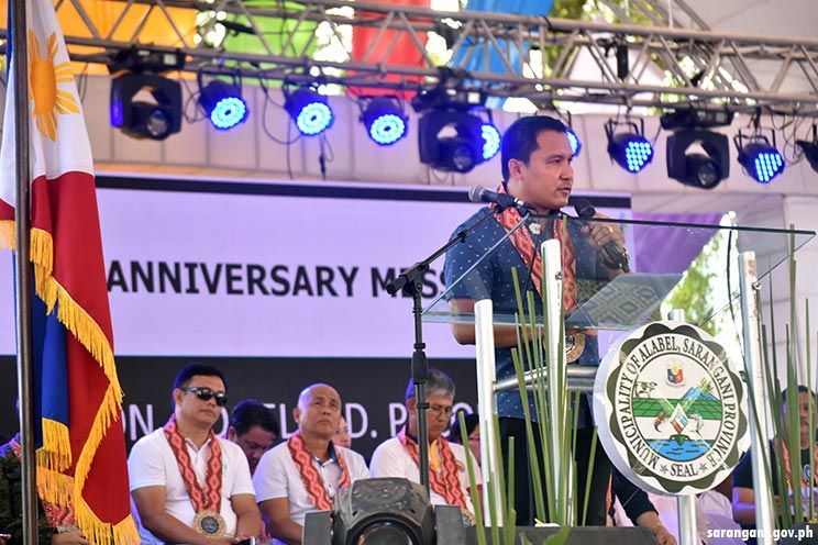 Congressman Pacquiao bares multi-million projects