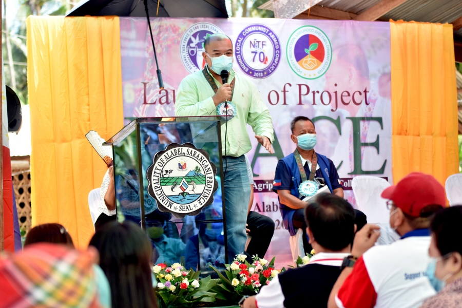 Gov. Solon: Whole province supports IPEACE of TESDA