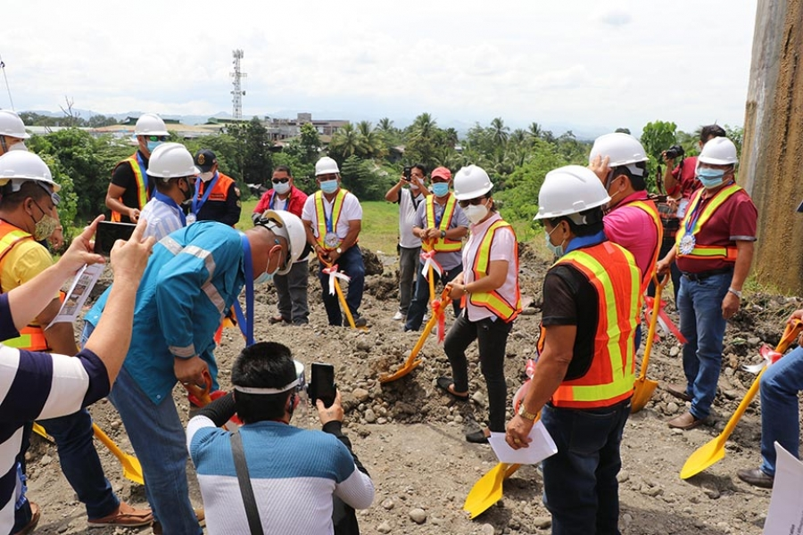 P120-M business center to rise in Poblacion, Malungon