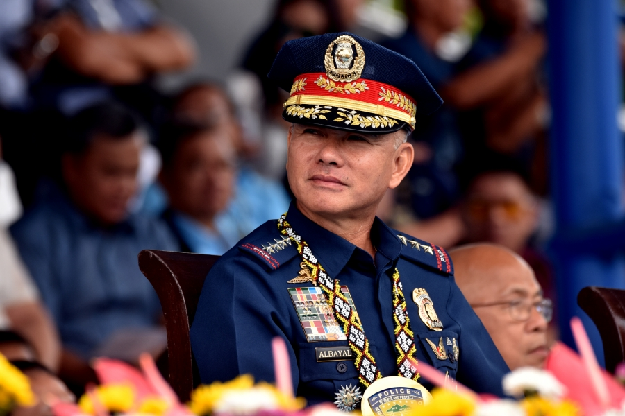 Police Chief General Albayalde