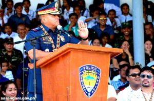 Gambling lords you're next – General Bato