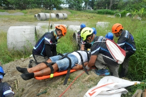 Landslide Incident Management Course