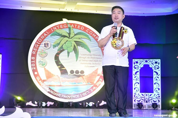DepEd holds RIC 2018 in Glan