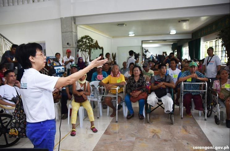 Celebration of International Day for PWDs in Sarangani