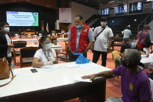 DSWD leads social amelioration for STARTeD