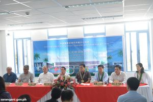 Duque leads inauguration of DDATRC