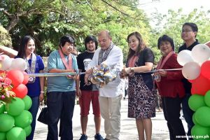 2nd Tour Town Glan Talents, Tourism & Trade Bazaar opens