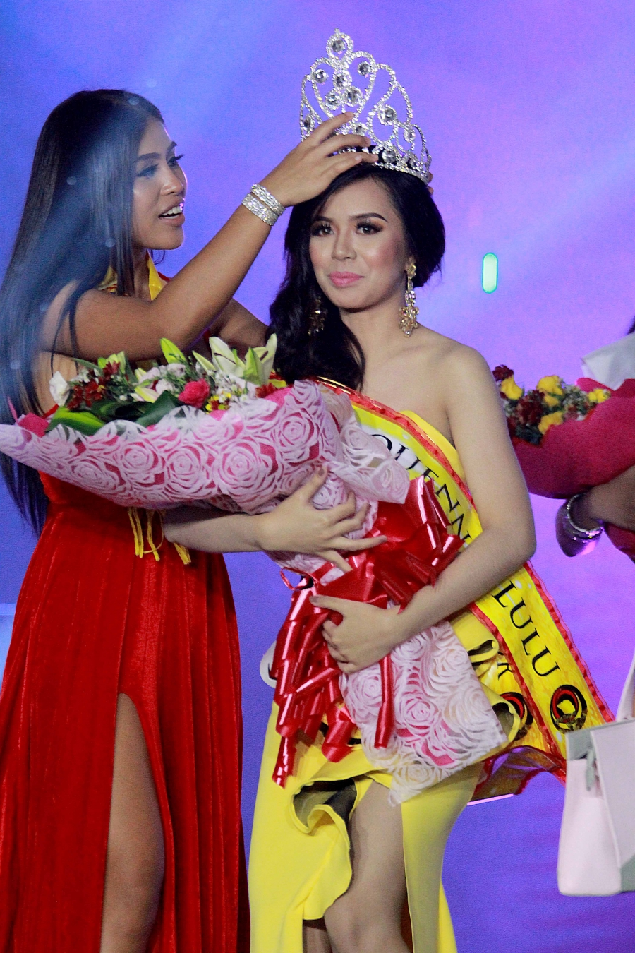 Ms. Belimac is new Mutya ng Glan