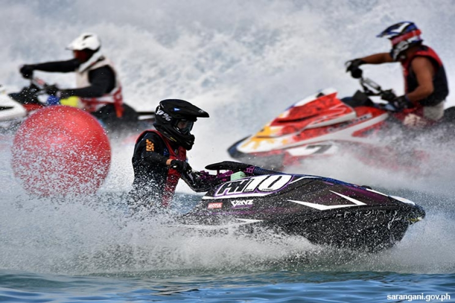 Sarbay Fest National Jet Ski Competition