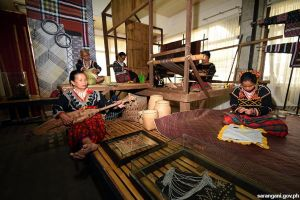 Munato features tribal women art