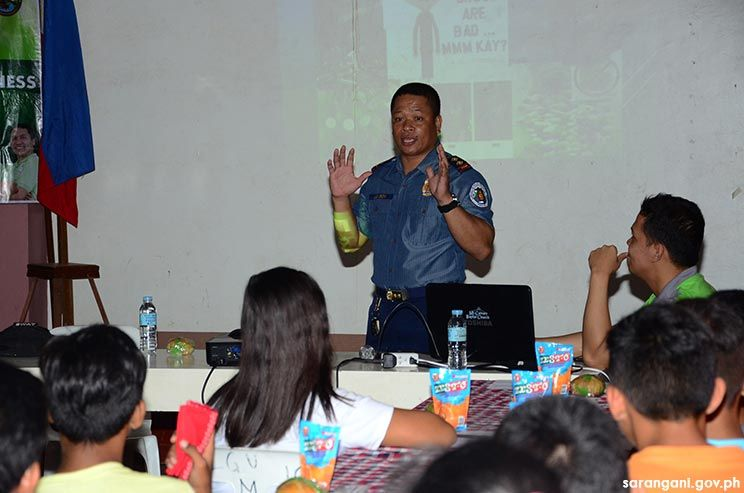 Illegal Substance Abuse Awareness and Prevention Seminar