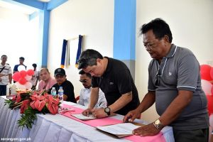 PFDA turns over fish port to LGU