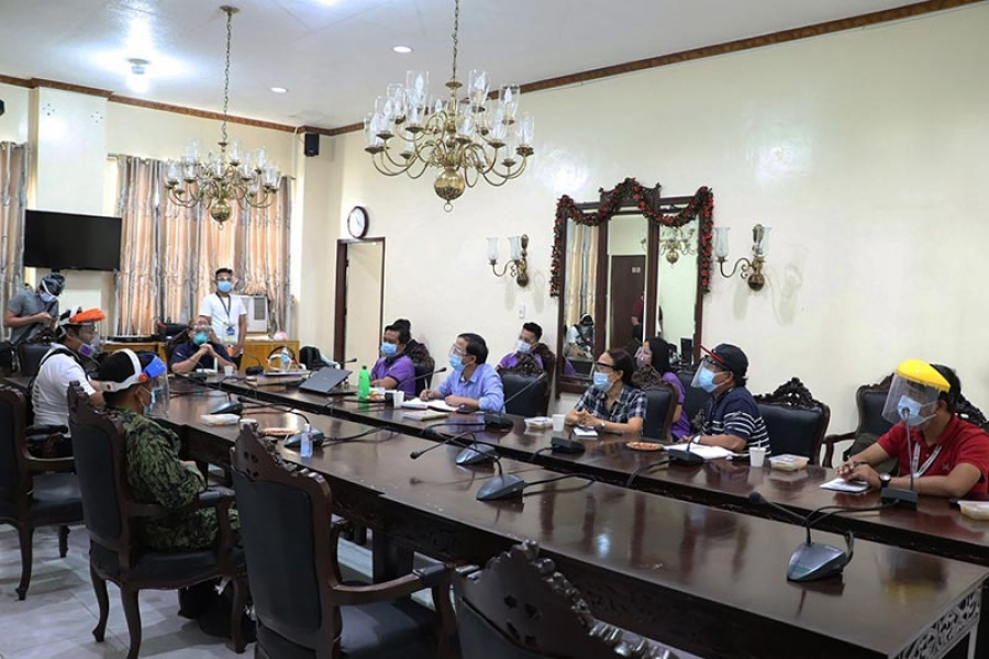 Covid-19 Initiatives: Koronadal benchmarking in Sarangani