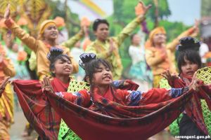 Cash prizes for Kestebeng dancers
