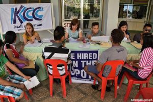MSWDO holds jobs fair
