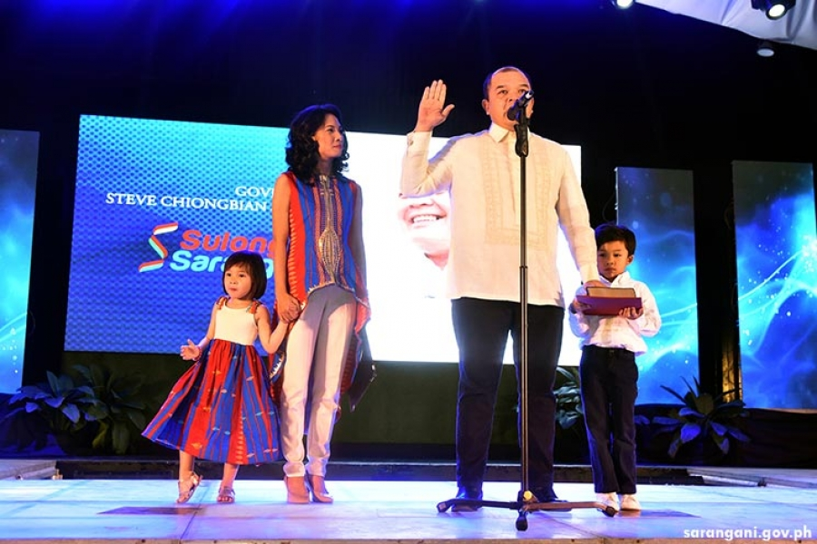 A Stronger Sarangani with Governor Solon