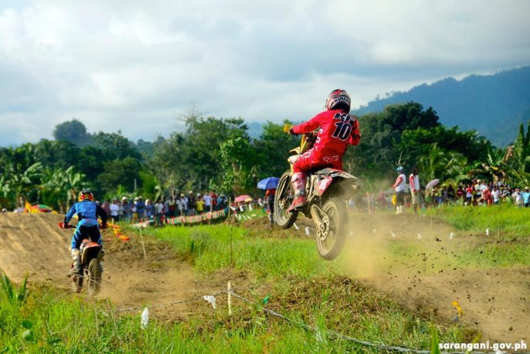 Flying Face Motocross open competition