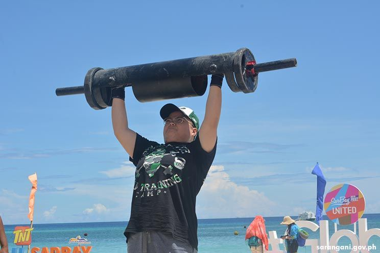Gensan woman takes Strongman Philippines award