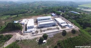 China-funded, P350-M drug rehab center inaugurated