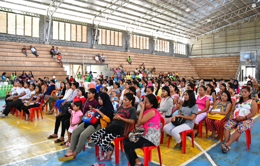 Buntis Congress opens Nutrition Month