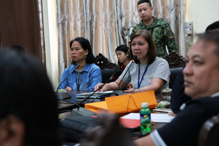 Halfway house presented to DILG