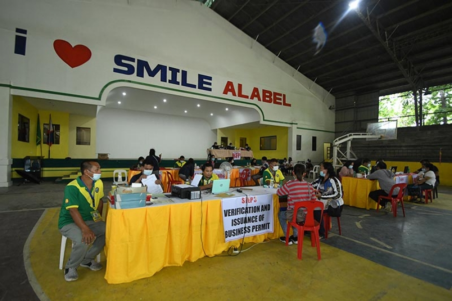 Public urged to avail of LGU one-stop-shop