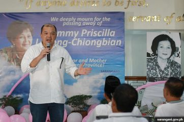 Continue Governor Chiongbian's legacy – Governor Solon