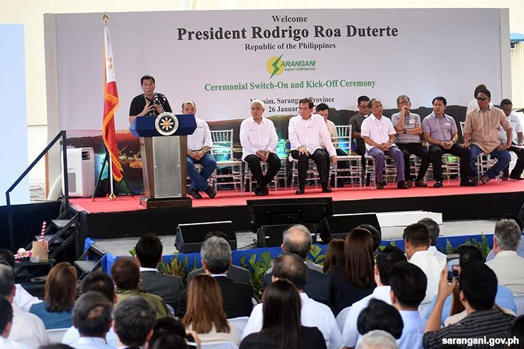 Duterte SEC guest of honor