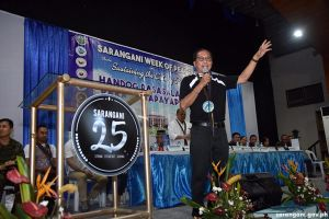 Dureza: Sarangani role model of peace efforts