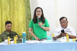 Mayor Tessa: Protect Malungon against communist saboteurs, cheat groups