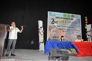 Glan & Sarangani Rizal Youth Leadership Institute
